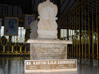 Tomb of Raden Ajeng Kartini