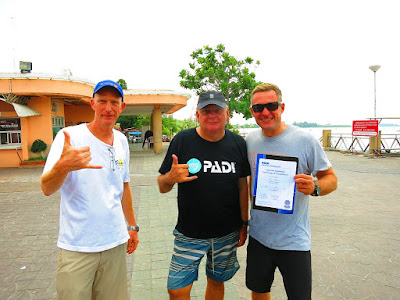 Testimonial by Glenn Pearson of the May 2017 PADI IDC on Phuket, Thailand