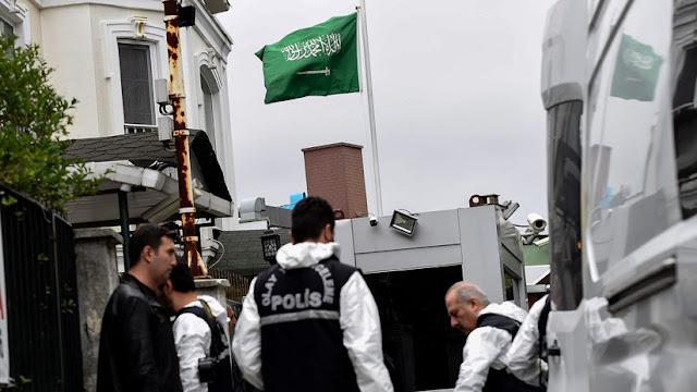"""Diario turco afirma que el periodista Jamal Khashoggi fue """"torturado y decapitado"""""""