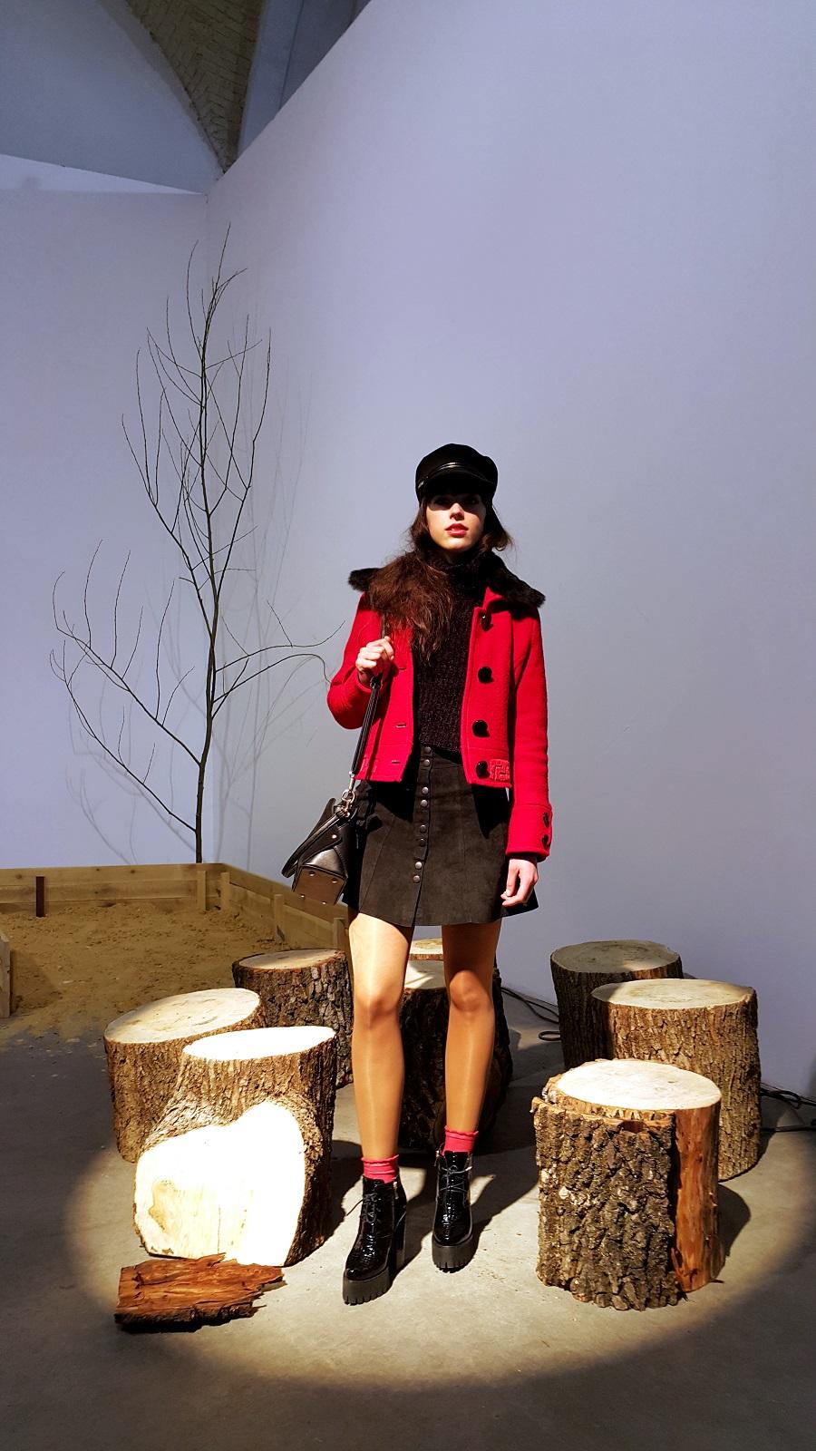 Stakhova Tanya, пальто