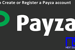 How to Create or Register a Payza account