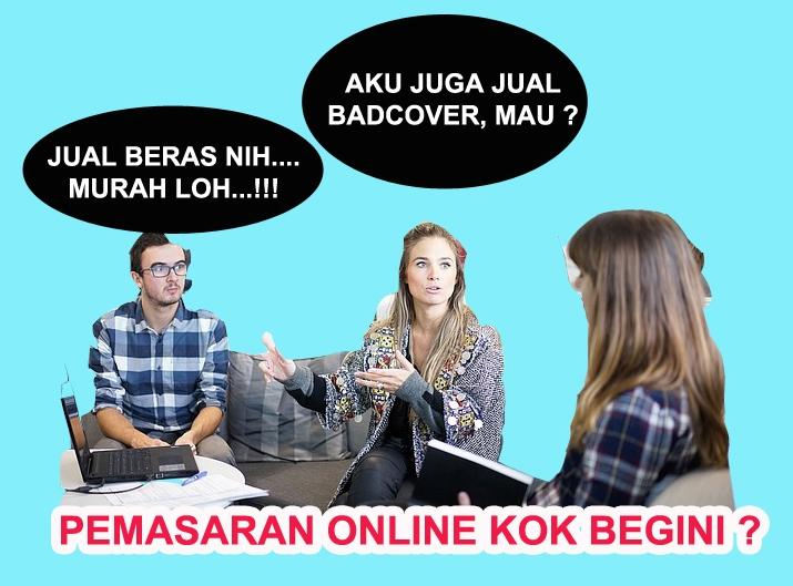 Contoh Pemasaran Online