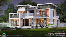 Modern Contemporary Home Style House