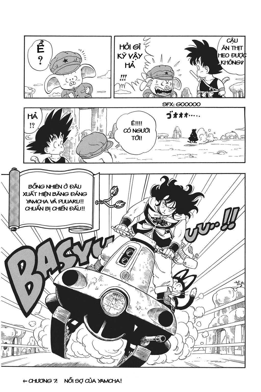 Dragon Ball chap 7 trang 15