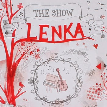 Lirik Lagu Lenka - The Show Lyrics