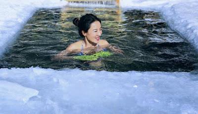 Penampilan seksi dan awet muda Liu Yelin
