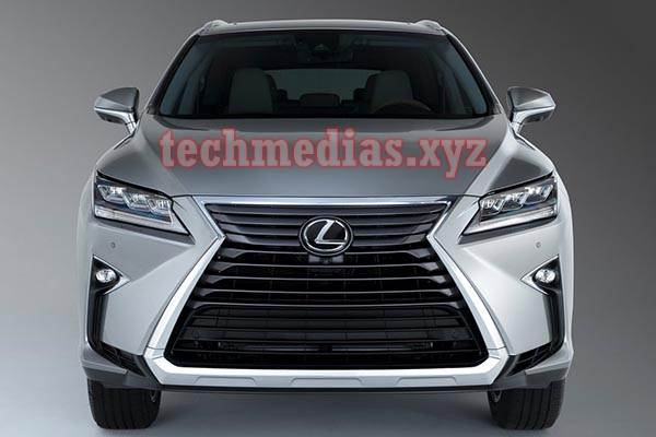 2018 Lexus RX L Released With Third Row Seat (Photos)