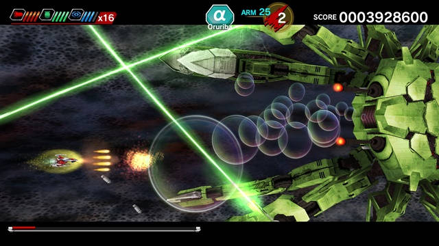 Dariusburst Chronicle Saviours PC Full Español