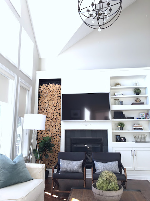 Tripod-lamp-family-room-decor-bouclair-harlow-and-thistle