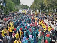 Hari ini, Ribuan mahasiswa di 50 Kota Unjuk Rasa Tuntut Copot Kapolres Jakarta Pusat dan Kapolda Metro Jaya
