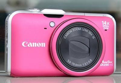 Jual Canon SX230 HS (GPS) - Kamera Prosumer Bekas