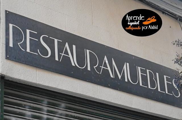Aprende español callejeando por Madrid: Matasuegras y matacuñaos