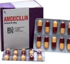 amoxcilin