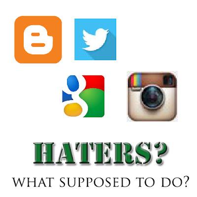 apa itu haters