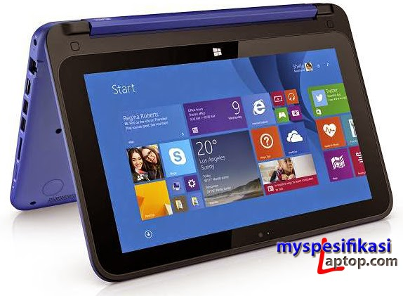 Laptop Convertible HP Stream X360