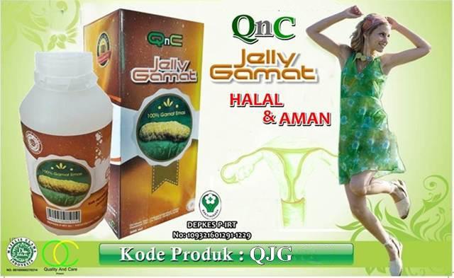 Penyebab, Gejala dan Obat Infeksi Lapisan Dindign Rahim (Endometritis) Herbal QnC Jelly Gamat