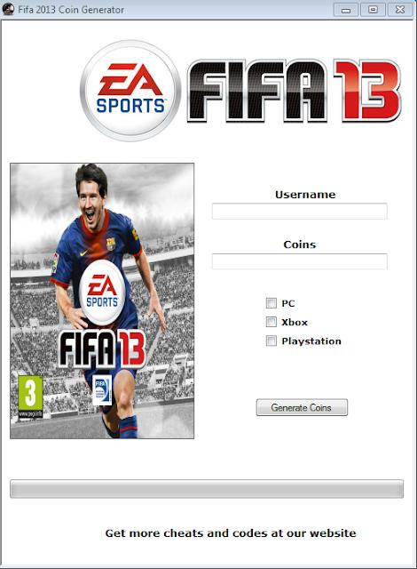 fifa+2013+hack - Get Fifa 13 ultimate team coin generator