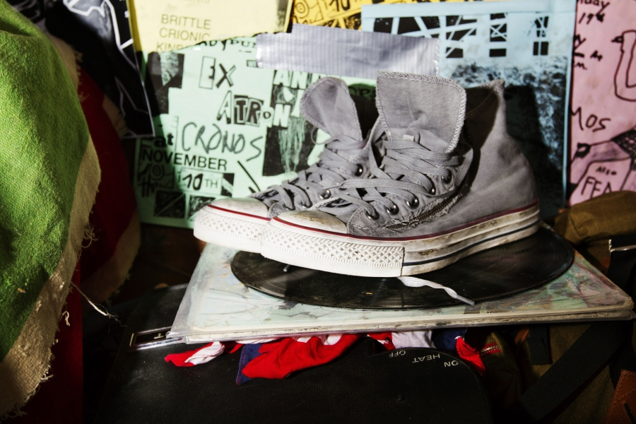 46f8f4f374ed Rock is more than a music genre. It is a lifestyle and the soundtrack of  creativity. The Converse All Star Rock craftsmanship collection is  characterized by ...