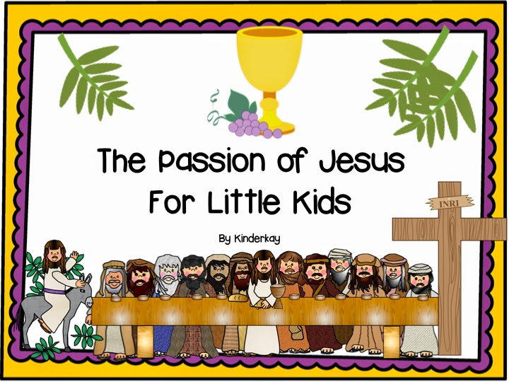 https://www.teacherspayteachers.com/Product/Passion-of-Jesus-for-Little-Kids-Lets-Make-a-Book-616450