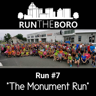 There Is a Method To His Madness: Creating a RunTheBoro Route