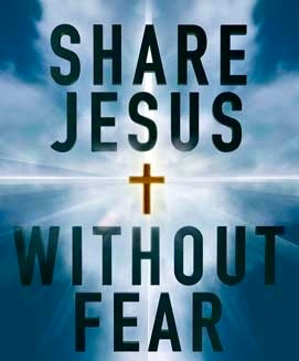 share jesus without fear review Author information the most significant thing about william fay, author of share jesus without fear, is the fact that god saved him while he was the president and ceo of an unnamed.