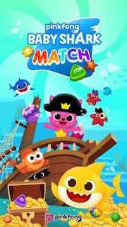 Baby Shark Match Ocean Jam Apk
