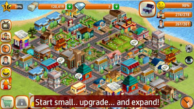 Village City - Island Sim v1.2.9 Mod Apk Unlimited Money