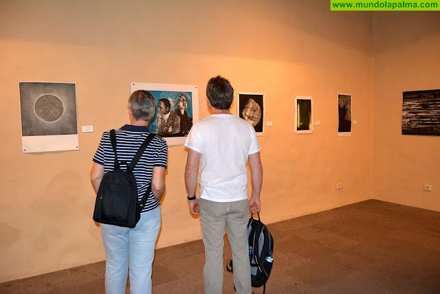 El Cabildo mantiene abierta la muestra de las mejores obras del 46 'Premio Internacional de Arte Gráfico Carmen Arozena'