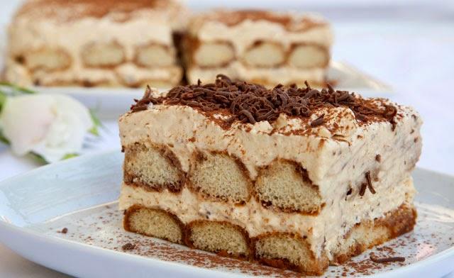 Resep Cake Tiramisu Jtt: Resep Tiramisu Homemade Lembut Dan Lezat