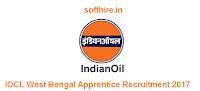 IOCL West Bengal Apprentice Recruitment