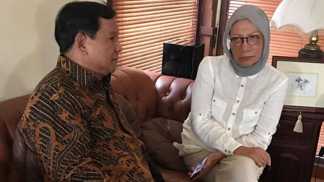 Tim Prabowo Serahkan ke Ratna Sarumpaet soal Informasi Operasi Plastik