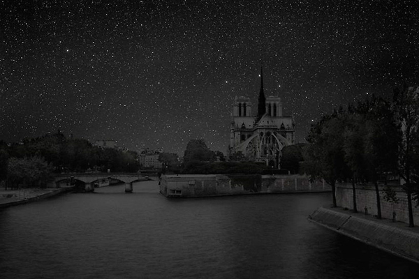 Thierry Cohen. Darkened Cities / Villes Eteintes