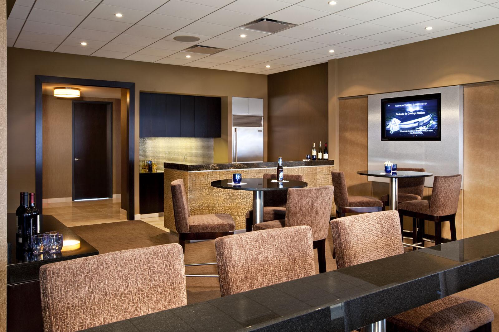 Dallas Cowboys Luxury Suites March 2018 Luxury Suite