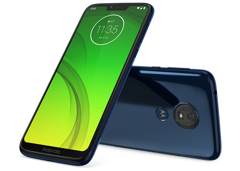 The Moto G7 Power