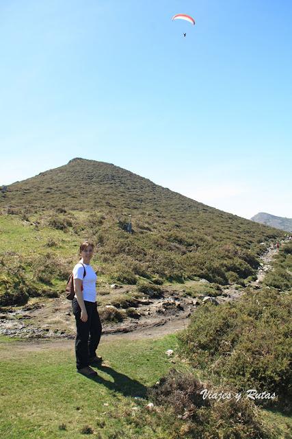 Ruta al Pico Pienzo, Asturias