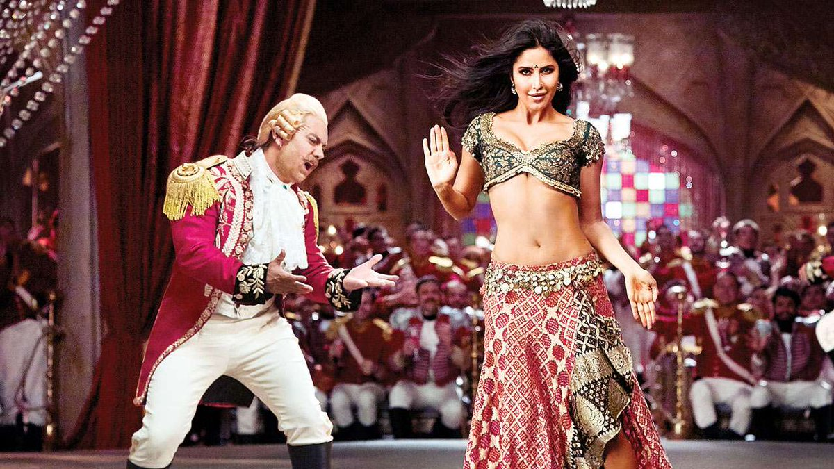 """Katrina Kaif Hot Photos From Song """"Suraiyya"""""""
