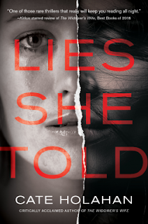 lies she told cover