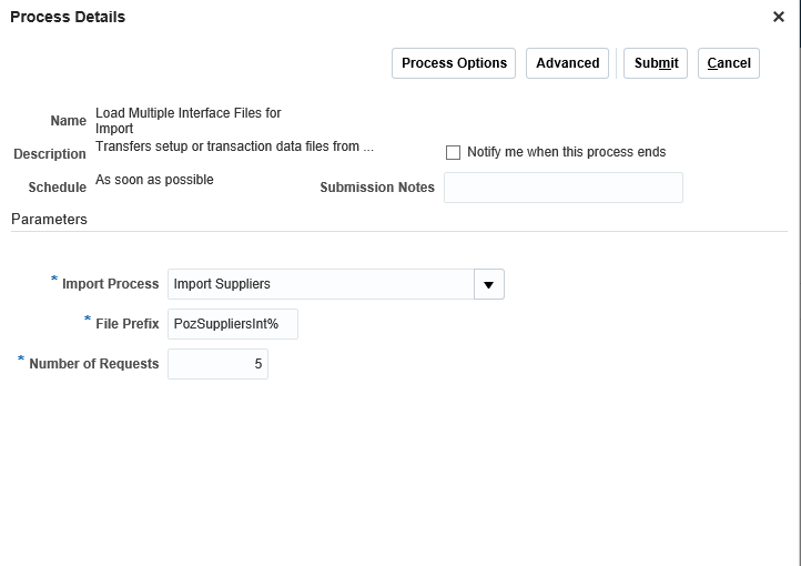 How to Automate Data Import Process in Oracle fusion.