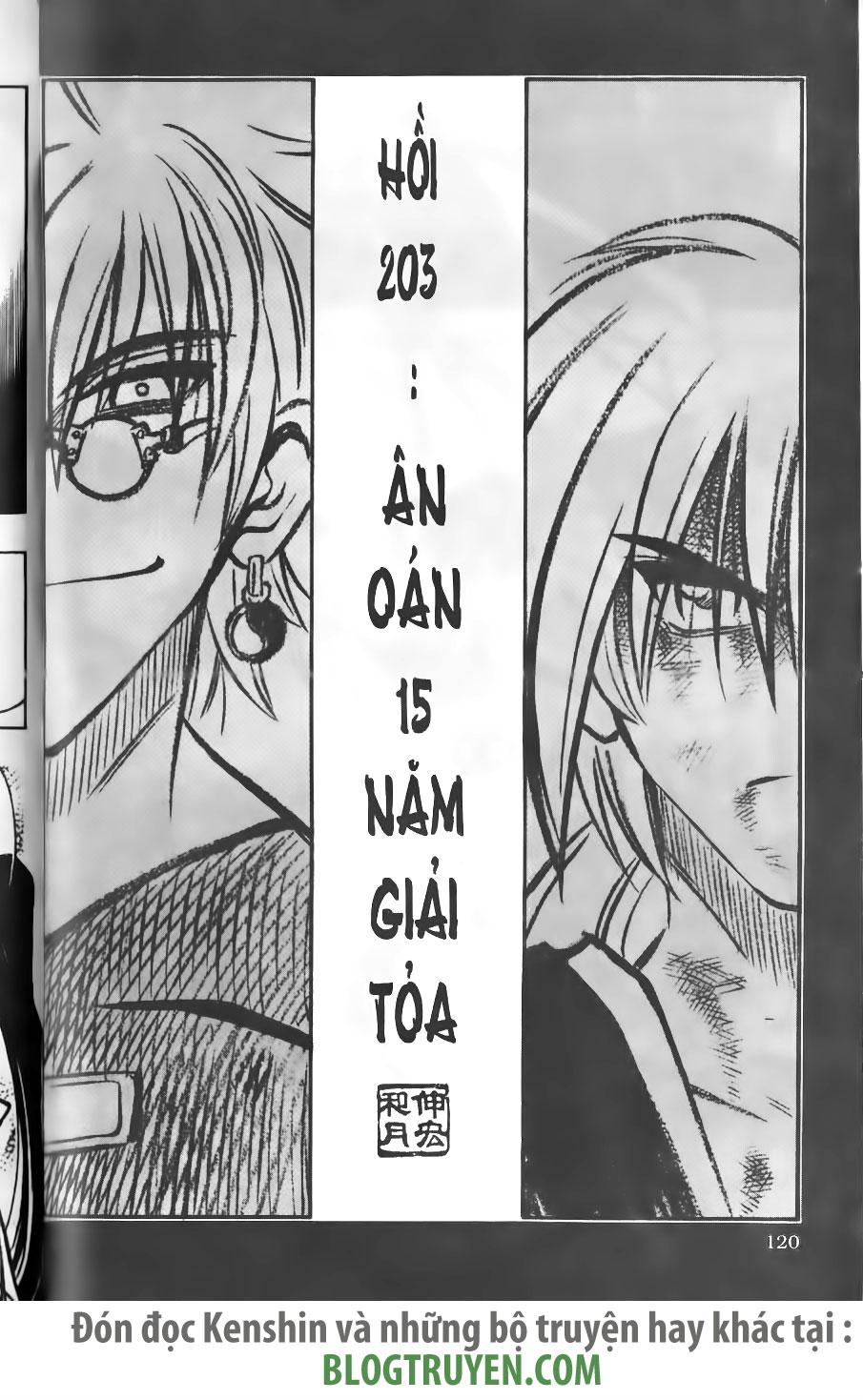 Rurouni Kenshin chap 203 trang 4
