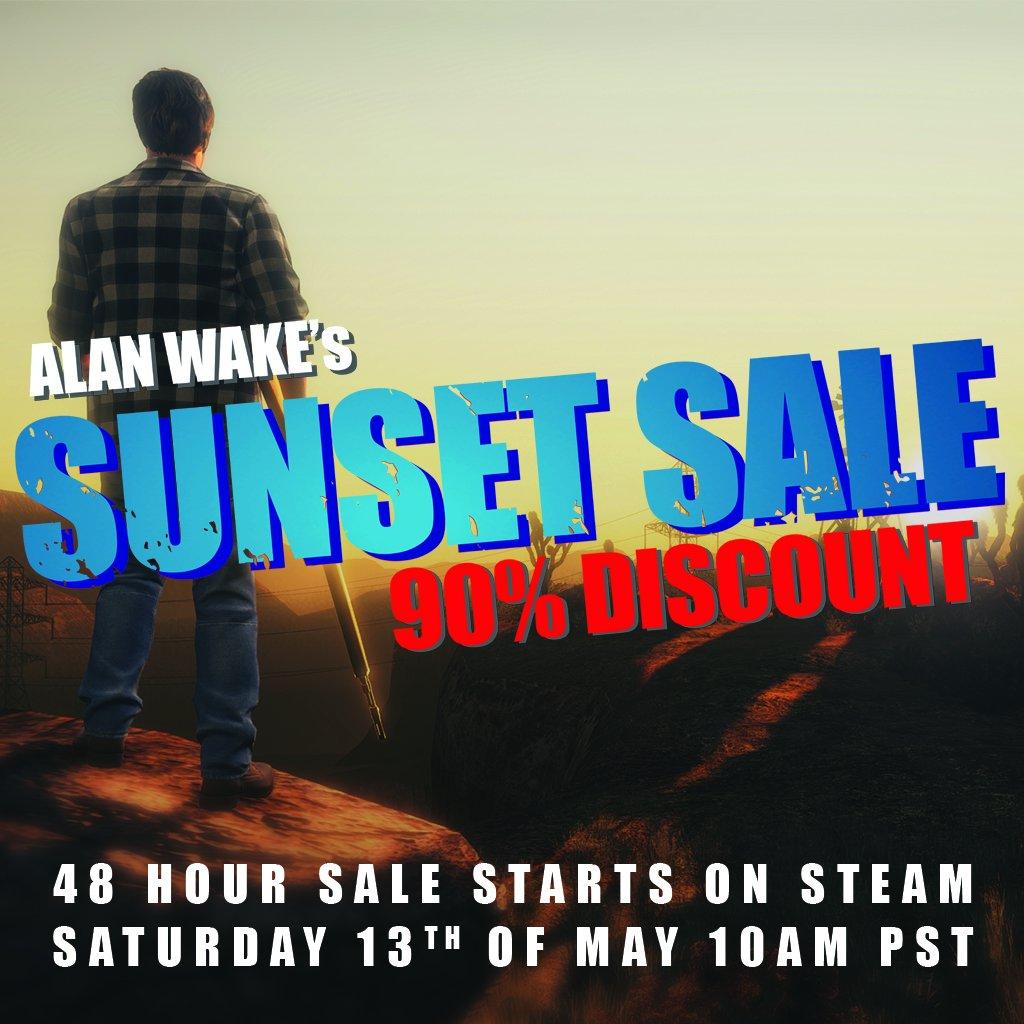 Alan Wake desaparecerá de las tiendas digitales, ¡al 90% de descuento!
