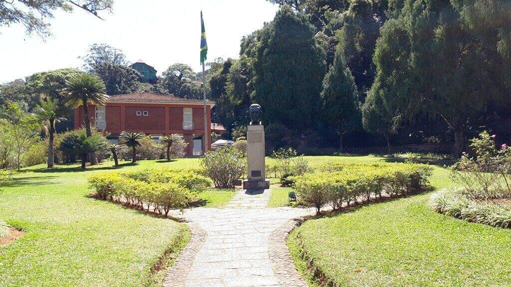 Museu Imperial de Petrópolis História