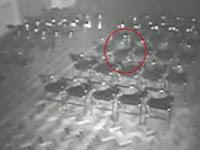 Aktivitas Paranormal Terekam CCTV Teater