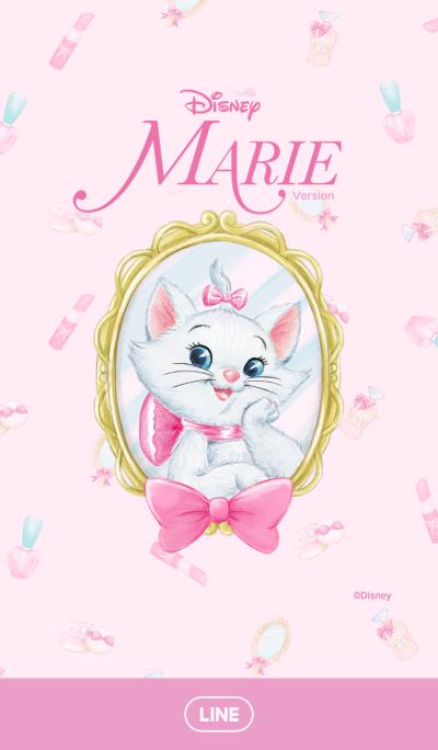 迪士尼瑪莉貓(化妝篇)