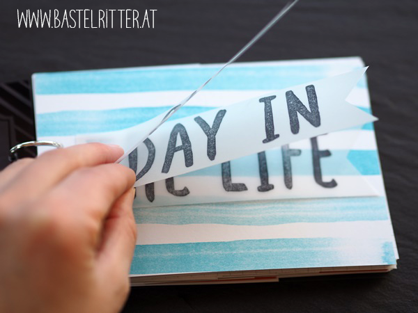 Stampin up Project Life Minialbum
