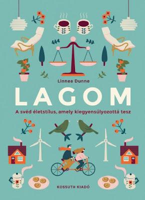 Linnea Dunne Lagom című könyve