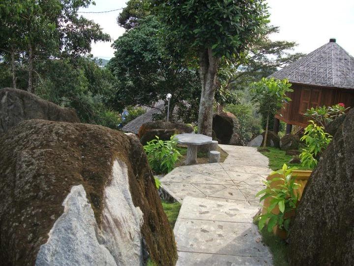 de bintan villa di  bukit tiram gunung bintan