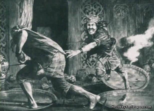 Pertarungan Tuah dan Jebat
