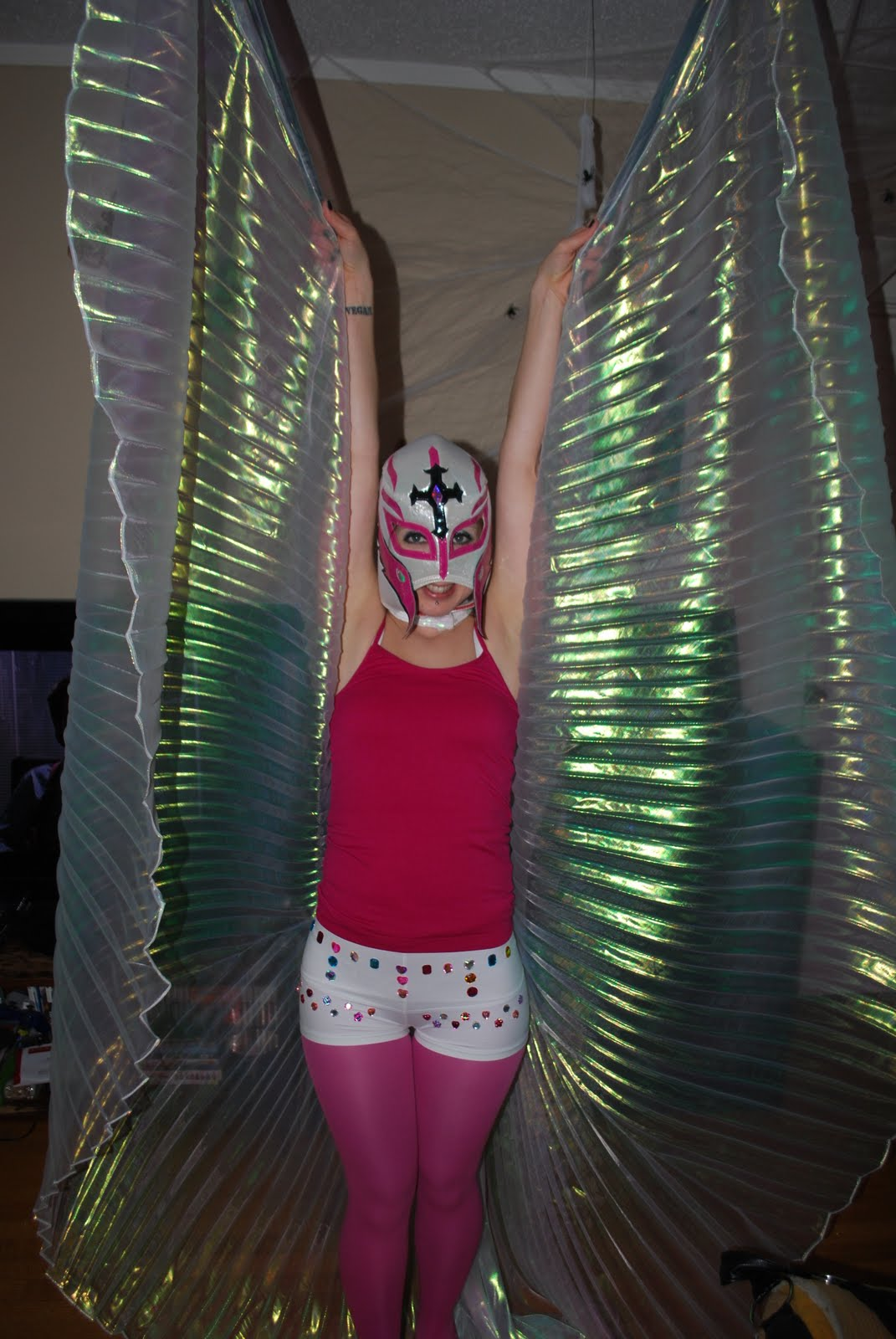 Vegan Crunk Halloween Hot Dog Party