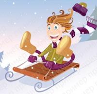 Зимние загадки для детей (Большая коллекция)