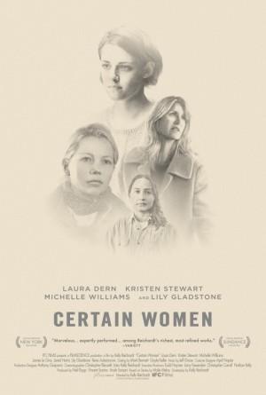 Certain Women 2016
